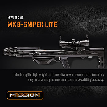 Mission MXB-Sniper Lite Crossbow
